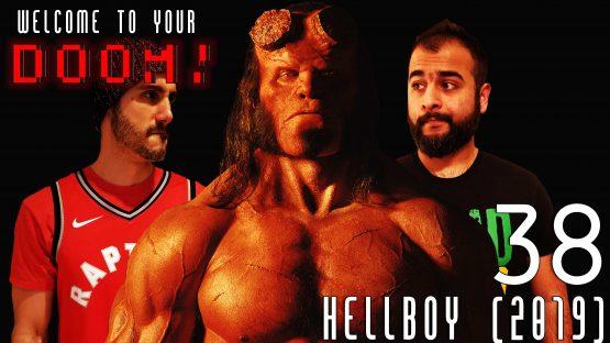 Hellboy(2019)