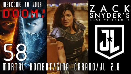 Mortal Kombat Gina Carano